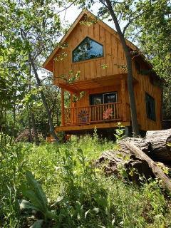 stunning cabins!