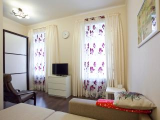 Perfect flat in historical center.