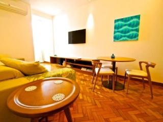 Fantastic 2 bedrooms apt in Leblon, close from the best restaurants, bars and beach of Rio de Janeiro, Río de Janeiro