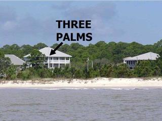 BEST BEACHFRONT  INDIAN PASS-Pool-SLEEPS 14- PETS, Port Saint Joe