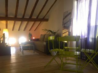 loft con encanto en el Logroño historico, Logrono