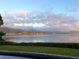 Sunrise on the bay!