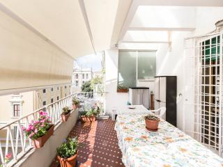 4 bedroom central holiday home in Rome 8 people