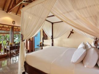 Guest villa- King size bed