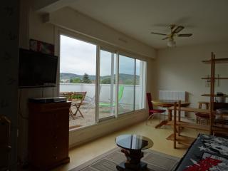 appartement 38m2 avec terrasse de 15m2 vue sur Beaune