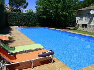 Villa ANGIS, un paraiso en la sierra de Madrid