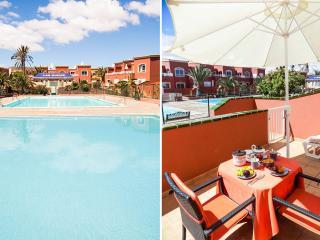 Little Duna Relax, con piscina en Corralejo