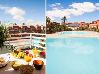 Paradise Corralejo, apartamento con piscina