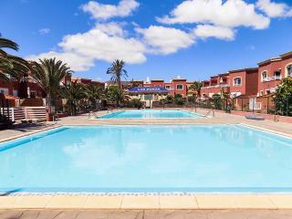 Duna Relax Corralejo,residencial con piscina