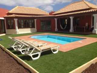 Villa con piscina privada para 5 personas, Corralejo