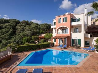 George Seaview 6BR Villa, Stalos Chania