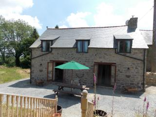 Les Norgands Holiday Cottage Brittany France, Ploeuc-sur-lie