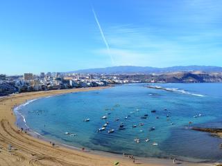 y  en primera línea de playa, Las Palmas de Gran Canaria