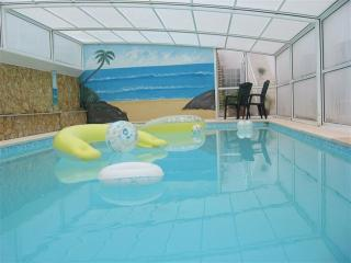 268 Villa with great sea views and private Pool, Nazare