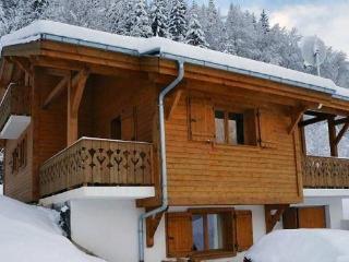 Ski Chalet St Jean D'Aulps near Morzine Sleeps 8, Saint Jean d'Aulps