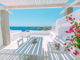 Votsalaki Resort Mykonos -NEW Superior Apartment with Sea view and Sharing pool
