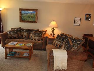 Chateaux Condo,Near Base, Pool, Hottub! 5th nt free., Crested Butte