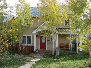 Awesome Elk Ave location! 6th nt free!, Crested Butte