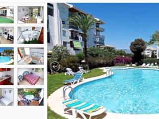 ground floor apartment with garden, El Albir