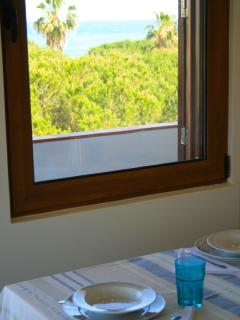 Your meals with Sea View