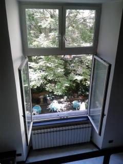 La vista da tutte le finestre - View from all windows