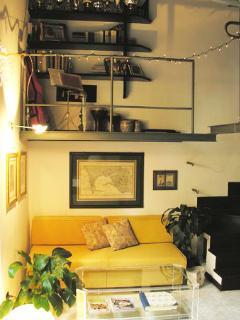 Loft 2: Il soppalco della musica - The music mezzanine