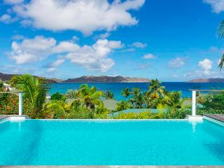 Alize D'Eden at Pointe Milou, St. Barth - Ocean View, Amazing Sunset Views, Very Private, San Bartolomé