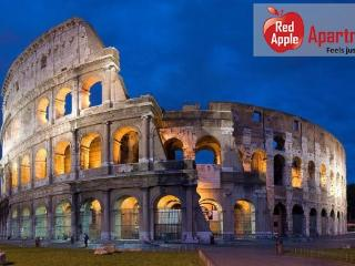Apartment in Central Area of Appia St John in Lateran - 2919, Rome