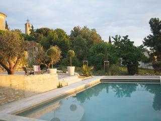 Beautiful provencal house with amazing view