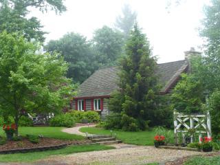 Higman Park Cabin - Summer View