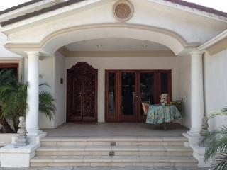 Balinese Palace in Long Beach, California