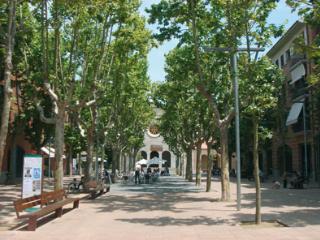 Habitacion pueblo montaña cerca Barcelona y playas, Begues