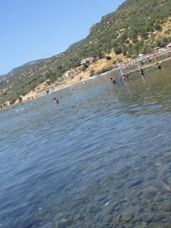 Sivrice Stone&Wooden beach 4 km