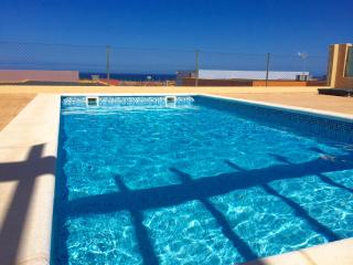 Villa Mamma Mia, overlooking to the sea...HEATED POOL & WIFI