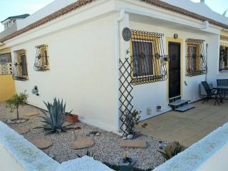 Villa In Camposol With Salt Water Communal Pool
