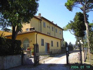 villa tipica toscana, Empoli