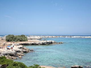 Villa direct access to the sea