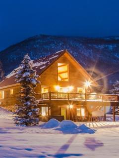 Our Spectacular Mountain Home!
