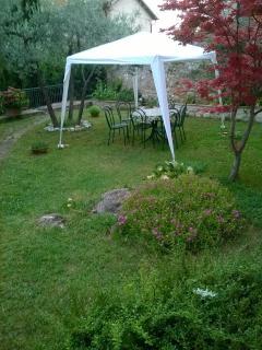 Giardino e gazebo - Garden and gazebo