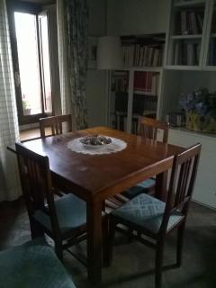 Tavolo della suite - Suite's table