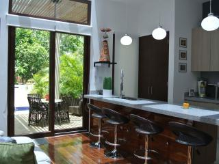 ROMANTIC GETAWAY - AKUMAL - TWO BEDROOM TOWNHOUSE w/ PRIVATE PLUNGE POOL, Akumal
