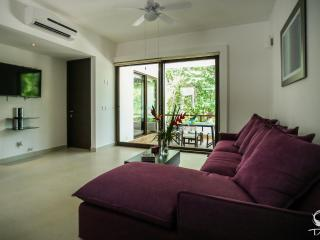 Stunning TAO Inspired Contemporary Two Bedroom Condo - Tranquility!, Akumal