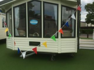 luxuary caravan pointclear haven, St Osyth