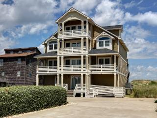 Suits Us 8 BR/8 BA, Oceanfront, home theater, pool, Nags Head