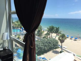 Ocean View Studio On The Beach, Fort Lauderdale