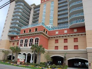 This is a beautiful 3 bedroom, 3 bathroom, oceanfront, corner end unit., North Myrtle Beach