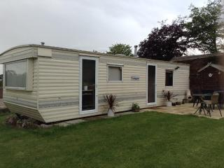 Static caravan for Rent., Cheadle
