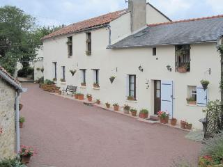 4 STAR RECOMMENDED farmhouse amongst vineyards, Saumur