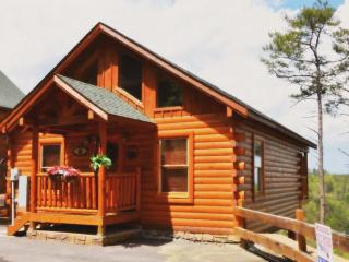 A LoverParadise is located in Black Bear Ridge Resort, Pigeon Forge