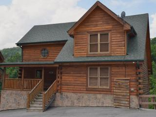 Cabin Fever located in Black Bear Ridge Resort, Pigeon Forge